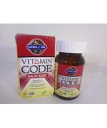 Garden of Life Vitamin Code Healthy Blood 60 Vegan Capsules *READ* [VS-G] - $14.03