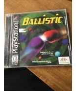 Ballistic (Sony PlayStation 1, 1999) - $11.29