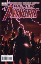 New Avengers Vol.1 Lot (Marvel/2005) - $46.53