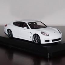 Original White Porsche Panamera E-HYBRID Model 2013 Scale 1:43 Minichamps - $59.00