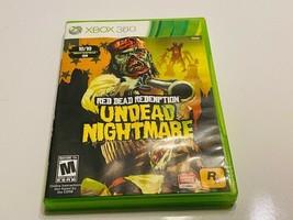 Microsoft XBOX 360 - Red Dead Redemption Undead Nightmare - $10.00