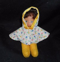VINTAGE 1982 FISHER PRICE FORGET ME NOT 202 BABY DOLL STUFFED ANIMAL PLU... - $17.77