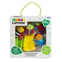 Lamaze Gardenbug Wrist Rattle Footfinder Set - $30.68