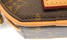 LOUIS VUITTON Mini Boite Chapeau Shoulder Bag Monogram M44699 3Way Bag Authentic image 4