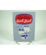 1972 All American Crockery Crock Pot Cook Book Made in U.S.A. Like New - $3.99