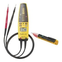 Fluke T+PRO-1AC Electrical Tester and AC Voltage Detector Kit - $126.99