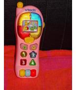 vTeach Pink Kids Learning Phone - $10.00