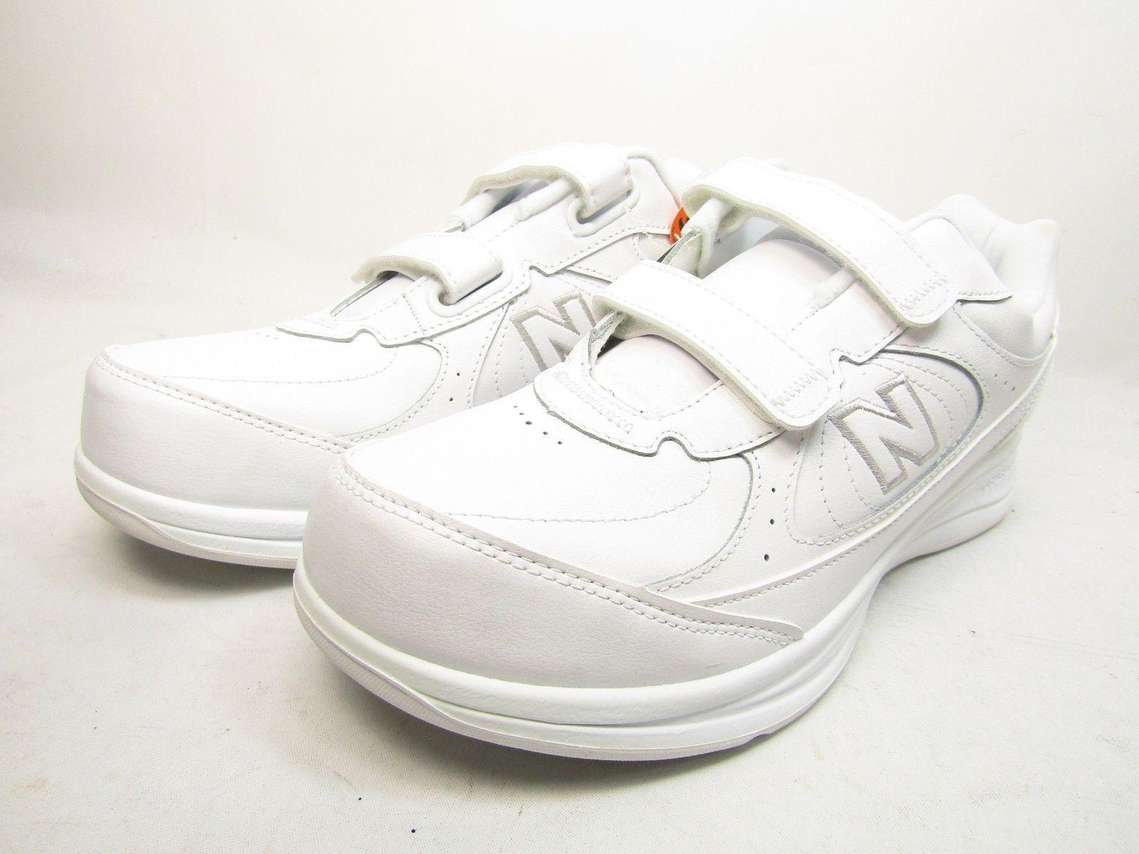 4969886c865c New Balance MW577VW White Leather Walking and 42 similar items. 57