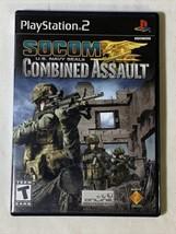 Socom Combined Assault - $11.88