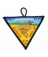2008 Boy Scout Tah Heetch Lodge 195 Fall Conclave OA Patch BSA WWW - $6.31