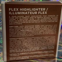 NEW RELEASE SEALED BOX MILK MAKEUP Flex Highlighter GLAZED image 3