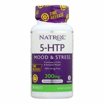 Natrol 5-htp Tr Time Release - 200 Mg - 30 Tablets - $24.97
