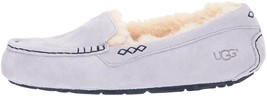Authentic UGG Women Ansley Moccasin Slippers Shoes 3312 Icelandic Blue s... - $118.70