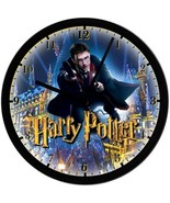 "EXCLUSIVE! Harry Potter 8"" Unique Homemade Wall Clock w/ Battery Included - $23.97"