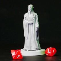 King - Man - Royal - 3D - Printed High Quality - Resin Miniature - Unpainted - D - $14.99