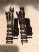 Ho Scale Atlas Brass Snap Switches Left, set of 2 - Great Condition - $18.95