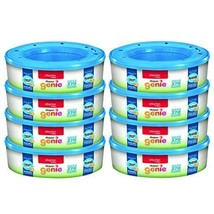 Diaper Genie Pail Refill Playtex Baby 8 Refills Built Durable with 7 Lay... - $61.13
