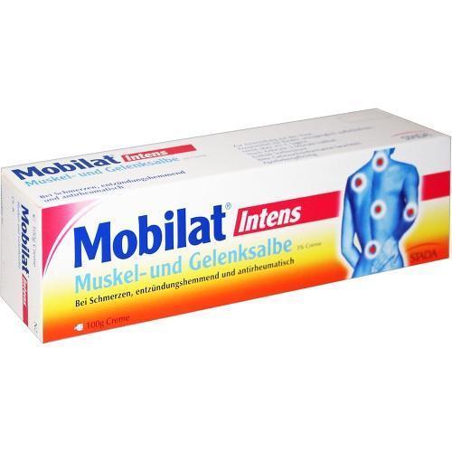 MOBILAT GEL 50g - Pain,Arthritic And Hematom,Sprains, Bruises, Stretch Tendons