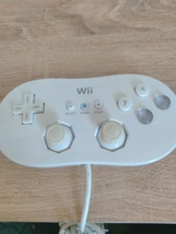 Nintendo Wii Classic Control Pad For Wii Rremote image 2