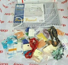 JEWELRY MAKING DIY - HUGE LOT OF BEADS & BEADING MATERIAL See Photos (Box9) image 1