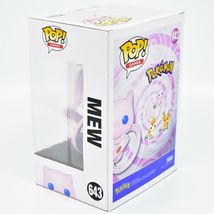 Funko Pop! Games Pokemon Mew #643 Vinyl Action Figure image 3