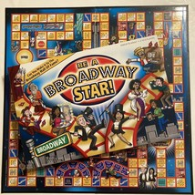 Be A Broadway Star Family Board Game By Ken Davenport, Complete! - $19.99