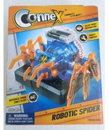 Connex Build-it Yourself Robotic Spider Action Walking Mechanical Spider Ages 8+ - $21.99