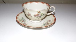 VINTAGE OCCUPIED RUTLAND ROYAL EMBASSY CHINA JAPAN TEA CUP AND SAUCER SET - $9.89