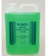 Rosco Smoke Simulation Fluid Smoke Fog Machine 710-031 4 liters - $39.59