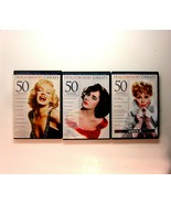 Hollywood Greats Classic Stars in 50 Acclaimed Films DVD Set -  On 9 Discs - $14.69