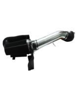 FIT F150/4.6 V8HEAT SHIELD COLD AIR INTAKE SYSTEM+HEADER EXHAUST MANIFOL... - $135.34