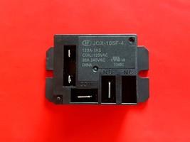 JQX-105F-4, 120A-1HS, 120VAC Relay, HONGFA Brand New!! - $6.45