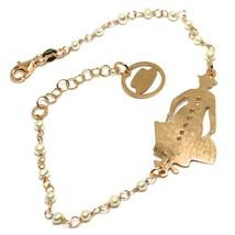 Silber Armband 925, Mary Tasche Regenschirm Hut, Perlen, Le Favole - $85.89