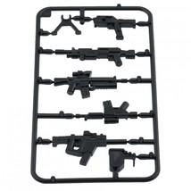 Custom army military guns weapons pack for lego minifigures minifig accessories b 3 set thumb200