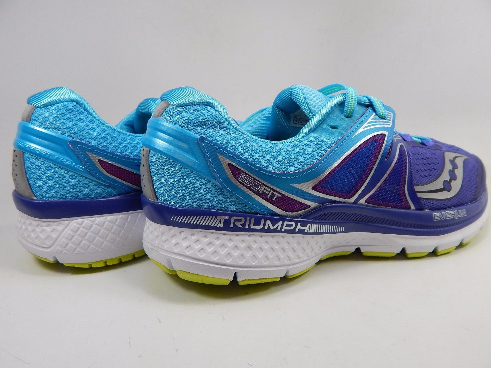 Saucony Triumph ISO 3 Women's Running Shoes Sz: US 11 M (B) EU 43 Blue S10346-1