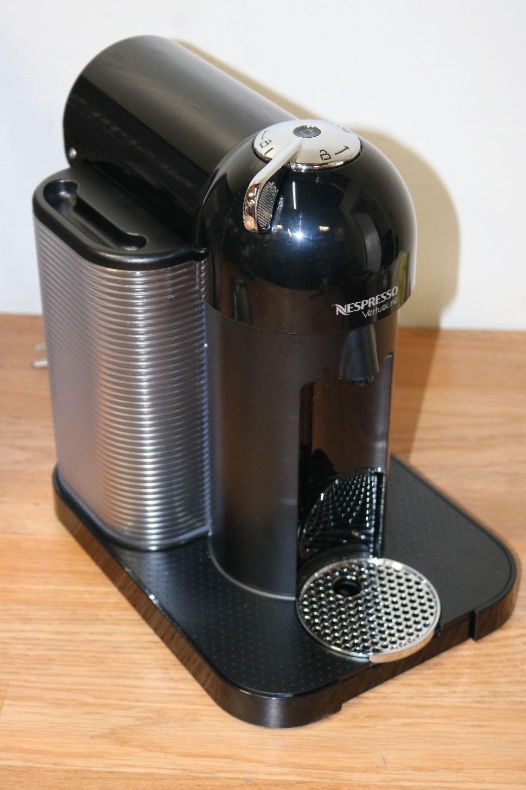 Nespresso GCA1 US CH NE VertuoLine Coffee And Espresso Maker Parts
