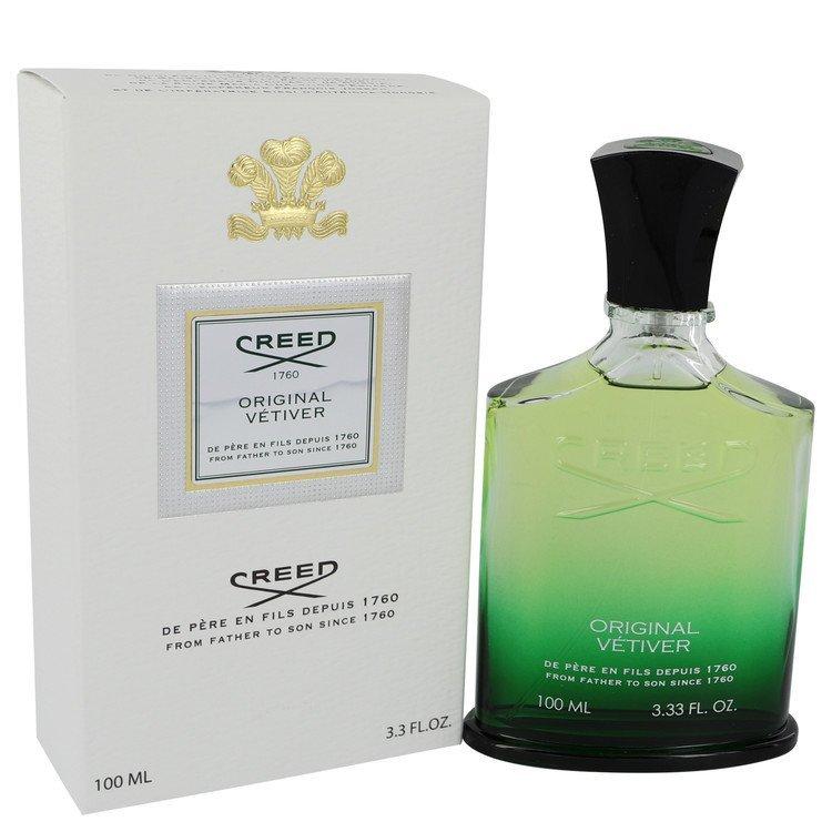 Creed original vetiver 3.3 oz cologne