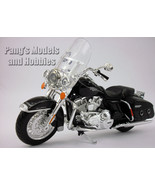 Harley - Davidson Road King Classic 1/12 Scale Die-cast Metal Model by M... - $26.72