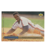 Kenny Lofton 1994 Upper Deck Top Performers Card #315 Cleveland Indians ... - $1.20
