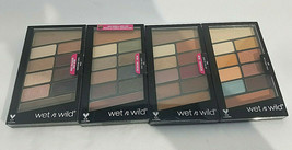 Wet N Wild Color Icon Transition Eye Shadow Palette 10 Pan, You Pick - $6.99
