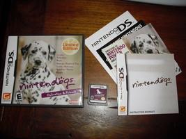 Nintendogs: Dalmatian & Friends (Nintendo DS, 2006) - $12.82