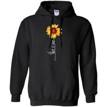 Let It Be Sunflower Vintage Hippie Gypsy Soul Men's Winter Hoodies S-5XL - $39.55