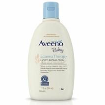 AVEENO Baby Eczema Therapy Moisturizing Cream 12 oz Exp 5/2020 - $17.81