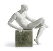 Lladro Retired Figurine 01018147 ESSENCE OF MAN I Brand NEW in Box 8147 - $640.00