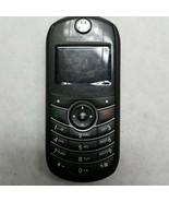 Motorola C139 Black Cingular Cellular Phone - $9.35