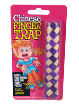 Chinese Finger Trap - Kid Classic Novelty Party Toy  - $4.95