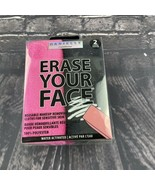 Danielle Creations Erase Your Face Re-usable Makeup Removing towel 2ct - $11.10