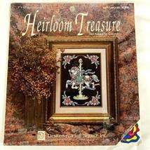 Designs for the Needle Carousel Horse Heirloom Treasure 9x12 5247 - $18.21