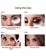 pengxiaomei 150 Pcs Eyeshadow Pads Stencils, Professional Eyeshadow Shield - $28.98