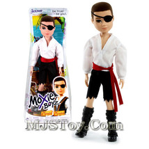 NIB MGA Moxie Boyz Pirate Series Set JAXSON Doll + Pirate's Outfit and Eyepatch - $19.99